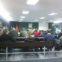Photo taken at Собрание на град Скопје by Kiko G. on 11/25/2014