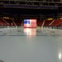 Photo taken at Herb Brooks Arena by Jack G. on 4/3/2016