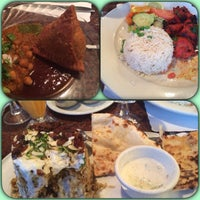 Photo taken at Bombay Bistro by Suzan A. on 8/17/2014