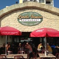 Photo taken at Little Venice Restaurant by Fermin B. on 2/24/2013
