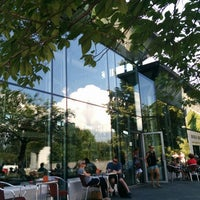 Photo taken at Munch-museet by Anna T. on 7/25/2014