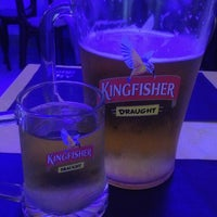 Photo taken at Alps Restaurant & Beer Bar by Ian T. on 9/8/2013