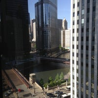Photo taken at Renaissance Chicago Downtown Hotel by Dmitry K. on 5/20/2013