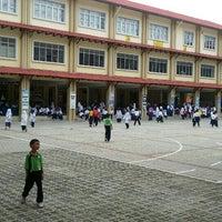 Photo taken at Sekolah Kebangsaan Seri Pristana by Atiqah S. on 5/26/2015