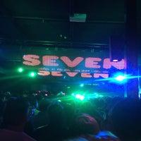 Photo taken at Seven Nightclub by € _¥z 倪. on 7/24/2015