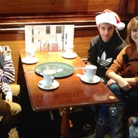 Photo taken at The Moon Under Water (Wetherspoon) by Jenny H. on 12/24/2012
