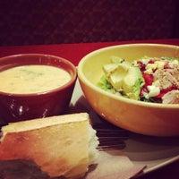 Photo taken at Panera Bread by Jennifer S. on 11/27/2012