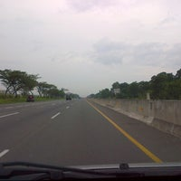 Photo taken at Simpang Tol Cikampek-Purbaleunyi by SENO on 7/13/2013