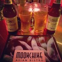 Photo taken at Moonchine by Richard Q. on 10/18/2014