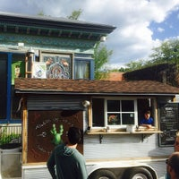 Photo taken at Downtown Boulder, Inc by Tacos del Norte on 5/28/2015