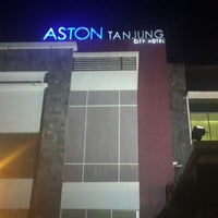 Photo taken at Aston Tanjung City Hotel by junior f. on 3/27/2015