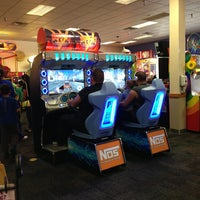 Photo taken at Chuck E. Cheese's by David A. on 3/16/2013