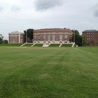 Photo taken at Wesleyan University by jen on 7/12/2013