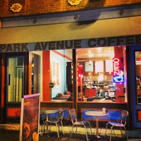 Photo taken at Park Avenue Coffee by CoryShanes.com on 2/17/2013