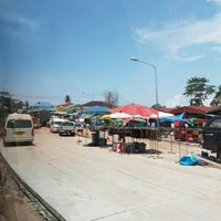 Photo taken at Trat Border Checkpoint by Palm S. on 5/20/2016