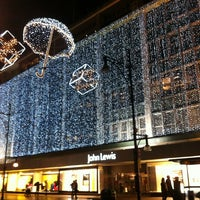 Photo taken at John Lewis by Philippe P. on 12/24/2012