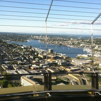 Photo taken at Space Needle by michelle on 6/1/2013