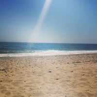 Photo taken at Robert Moses State Park Beach by Michael D. on 5/31/2013