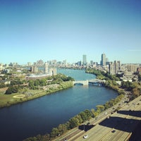 Photo taken at Boston University Student Village Two by Michael D. on 9/16/2012