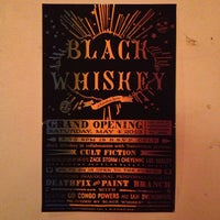 Photo taken at Black Whiskey by Christopher C. on 5/5/2013