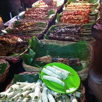 Photo taken at Mercato Centrale by April M. on 12/8/2012