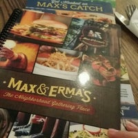 Photo taken at Max & Erma's by Catherine Grace F. on 3/18/2016