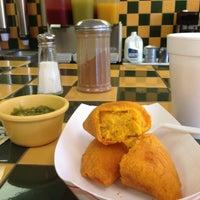Photo taken at Mekato's Colombian Bakery by Michele Shelley M. on 7/30/2015