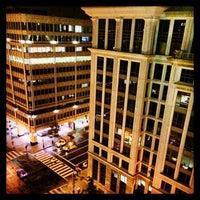 Photo taken at Hilton Garden Inn Washington DC Downtown by Cliff F. on 10/23/2013