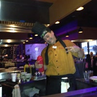 Photo taken at Fuji Steak House by Nekol B. on 8/2/2013