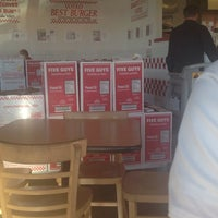 Photo taken at Five Guys by Diane W. on 12/18/2013