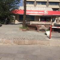 Photo taken at THY Satış Ofisi by Tgy Y. on 8/11/2016