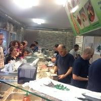 Photo taken at Der Grüne Libanon by Sema C. on 10/19/2014
