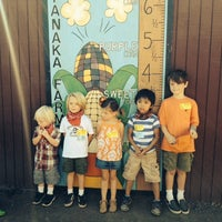 Photo taken at Tanaka Farms by Nguyen D. on 10/6/2013
