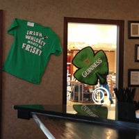 Photo taken at Tigín Irish Pub & Restaurant by Bryan M. on 3/30/2013