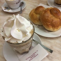 Photo taken at Pasticceria Graniteria Etna by Sandybelle on 7/17/2014