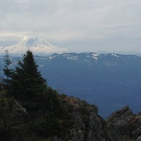 Photo taken at Mount Si Summit by Thales C. on 5/11/2013