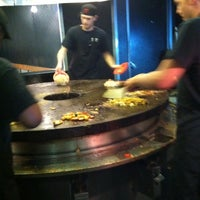 Photo taken at HuHot Mongolian Grill by Chris R. on 6/13/2013