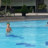 Photo taken at Swimming Pool by Melati H. on 6/12/2014