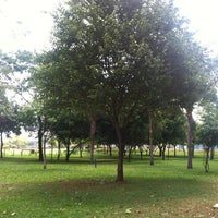 Photo taken at Parque Ecológico Maurilio Biagi by Warley M. on 11/7/2012