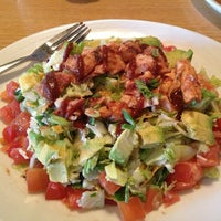 Photo taken at California Pizza Kitchen by Courtney D. on 2/14/2013