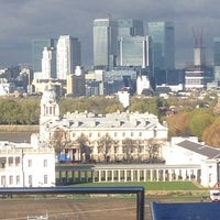Photo taken at Greenwich Park by Simone L. on 11/8/2012