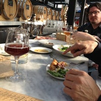 Photo taken at Birreria at Eataly by Chris F. on 11/28/2012