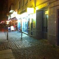 Photo taken at Spätkauf Pappelallee 18 by Thiago A. on 11/13/2012