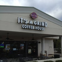 Photo taken at It's A Grind Coffee House by Sarah W. on 2/1/2013