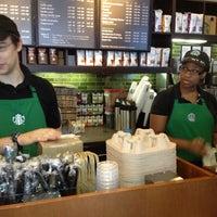 Photo taken at Starbucks by Sarah W. on 10/3/2012
