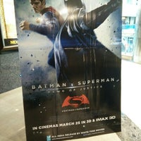 Photo taken at PVR Cinemas by Rohit S. on 3/24/2016