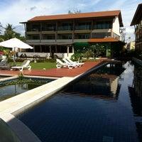 Photo taken at Lanta Pura Beach Resort by โจ๊ก J. on 10/6/2012