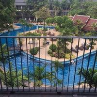 Photo taken at Green Park Resort Pattaya by Yulia F. on 7/10/2015