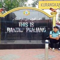 Photo taken at Pasar Rantau Panjang by Akmal K. on 9/17/2016