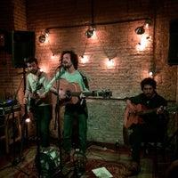 Photo taken at enBabia | Café & Pauses by Cristina L. on 12/18/2014